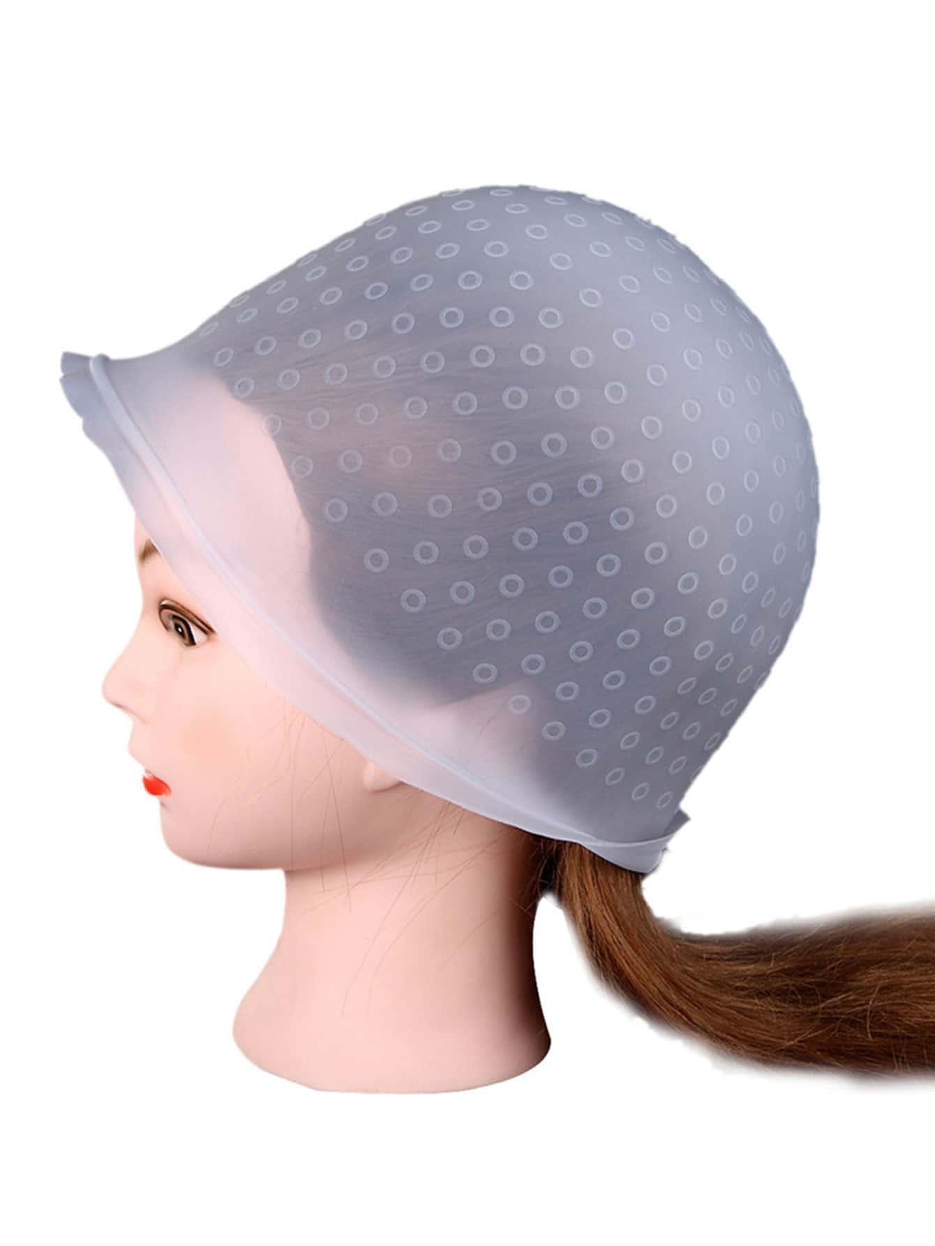 Silicone De Teinture Pour Les Cheveux De La Pac Avec Crochet