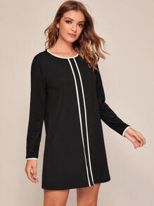 T-Shirt | Dress | Bind | Back