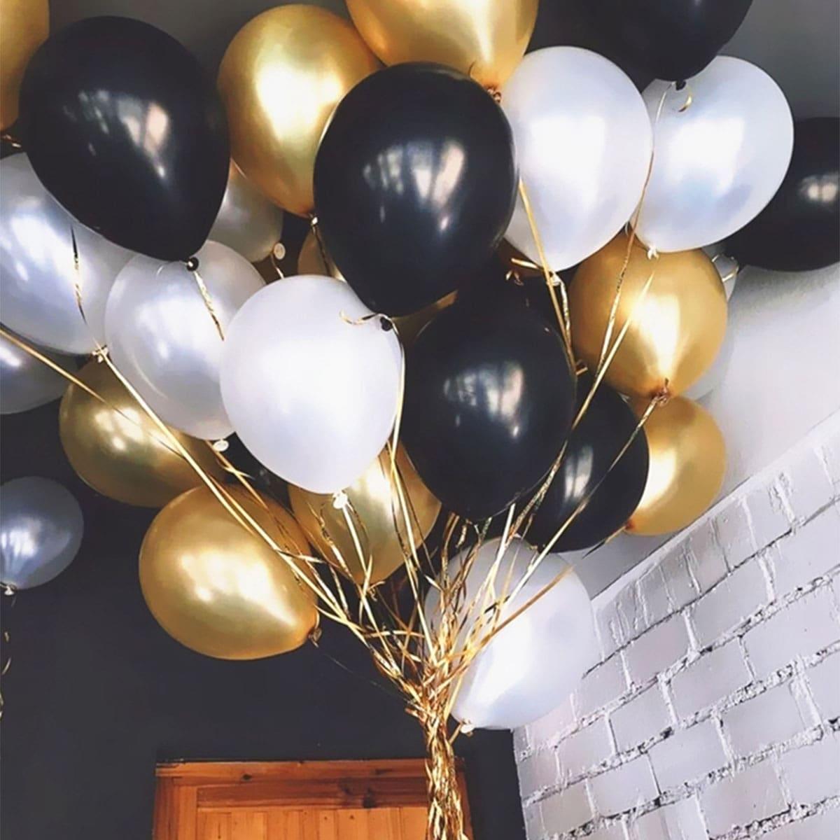 Воздушный шар 10 дюймов 30шт