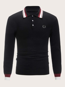 Sweater | Polo | Neck | Men