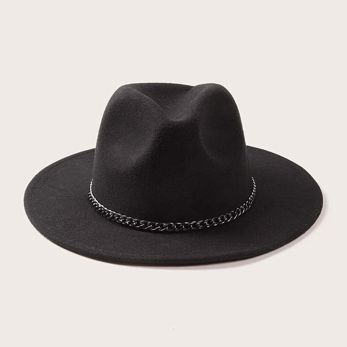 Шляпа с декором от SHEIN