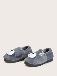 Slipper | Design | Bear | Men