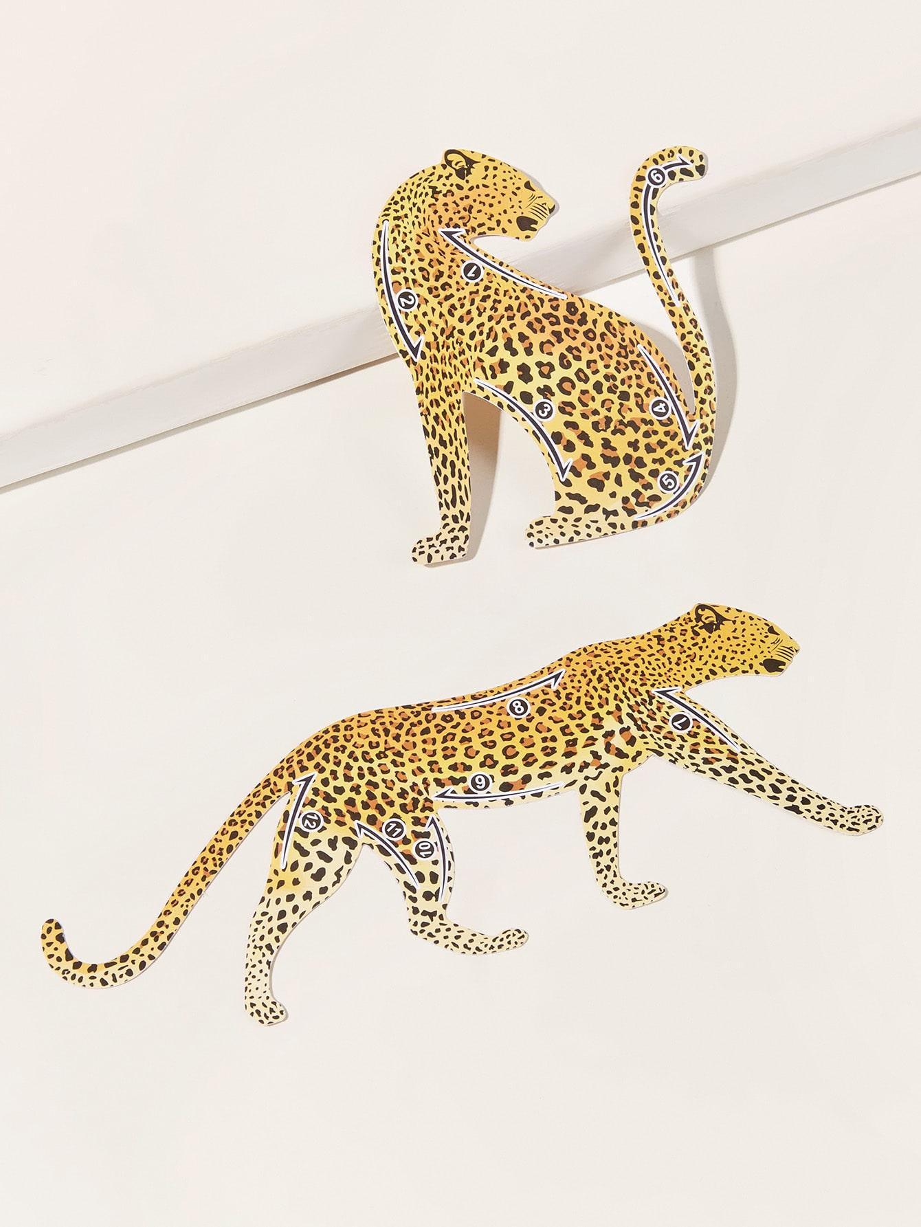 Leopard Eyeliner Moule