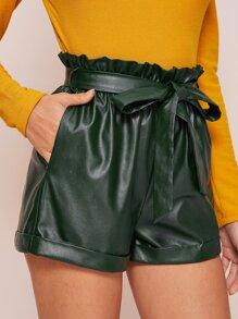 Leather | Short | Belt