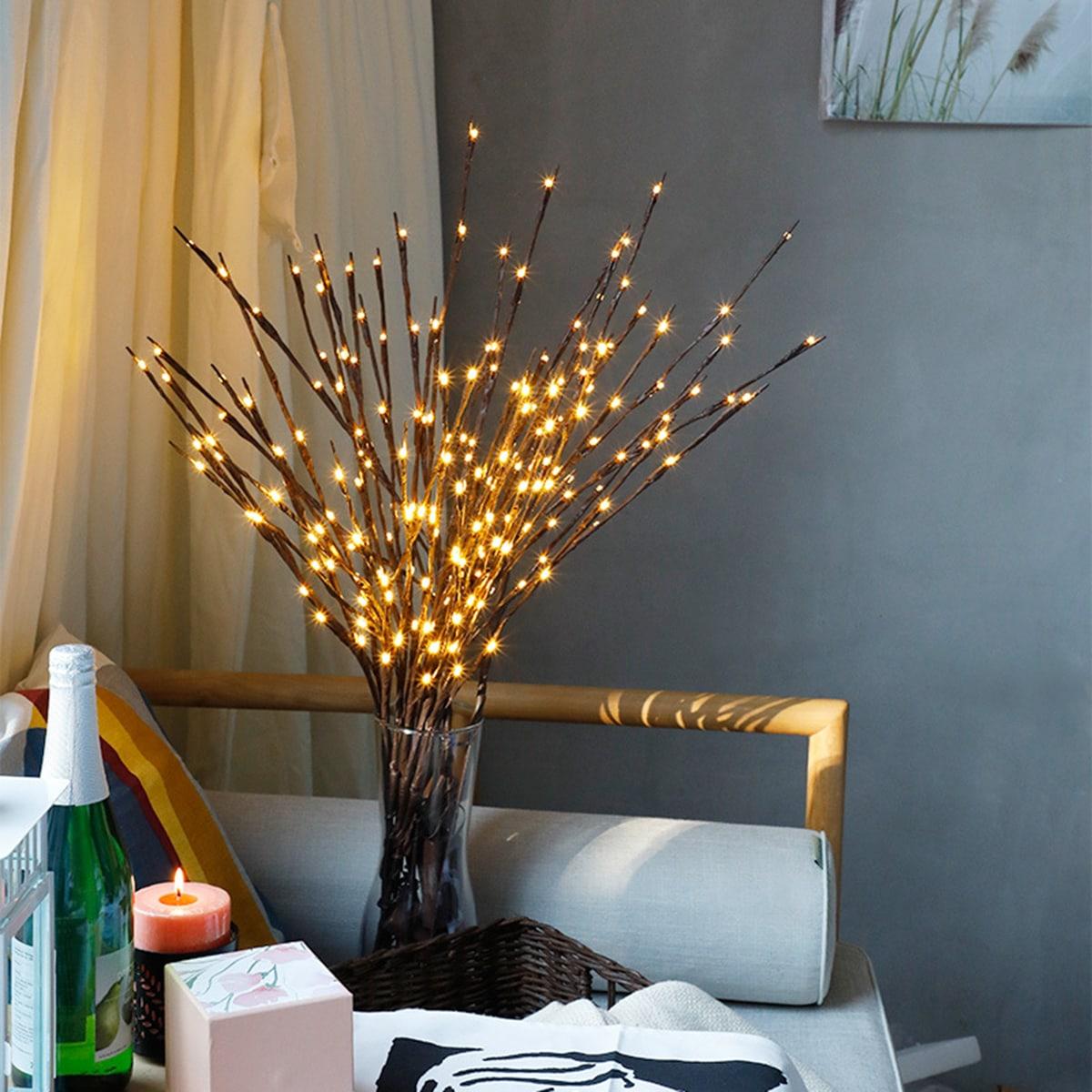 1pc boomtakvormig decoratief licht