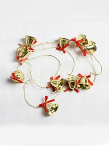Decoration   Christmas   String   Bell