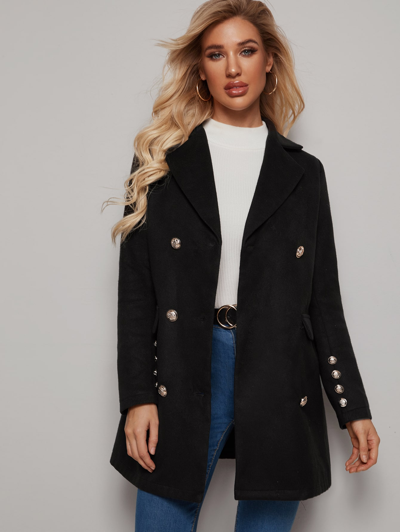 Collare Tacca Pea Coat