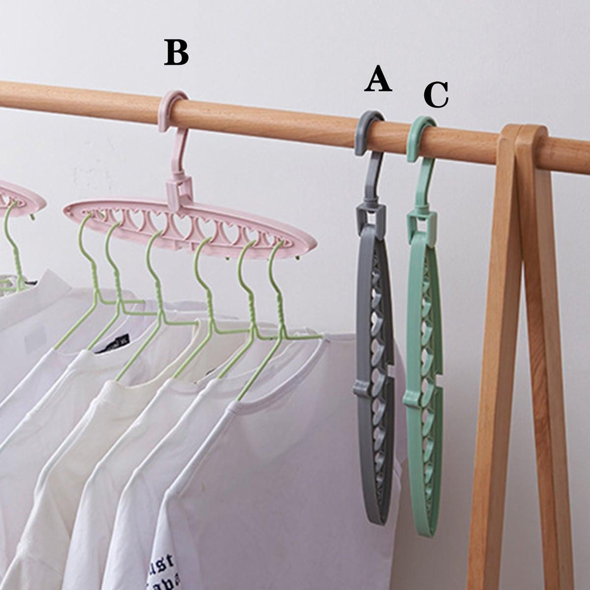 1pc multifunctionele roterende hanger