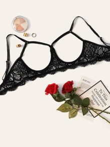 Underwire | Floral | Lace