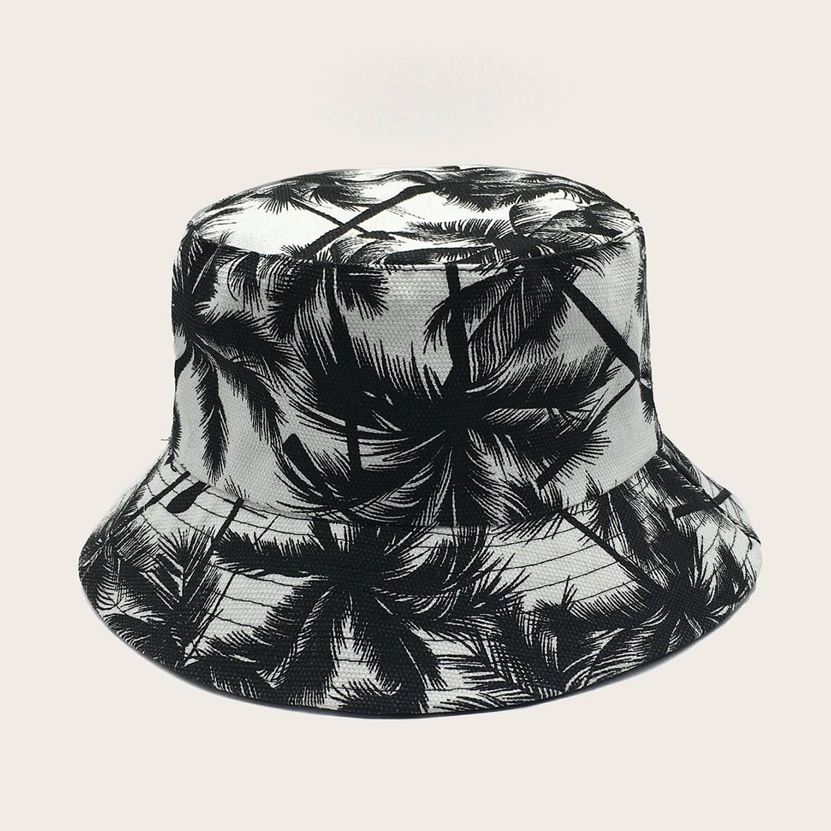 Мужская шапка с пряжкой от SHEIN