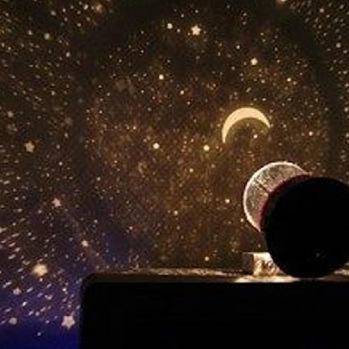 Star Master LED-projector nachtlampje