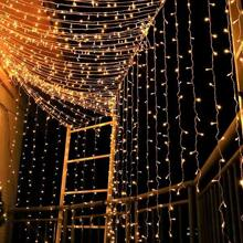 10M 100pcs Bulb String Light
