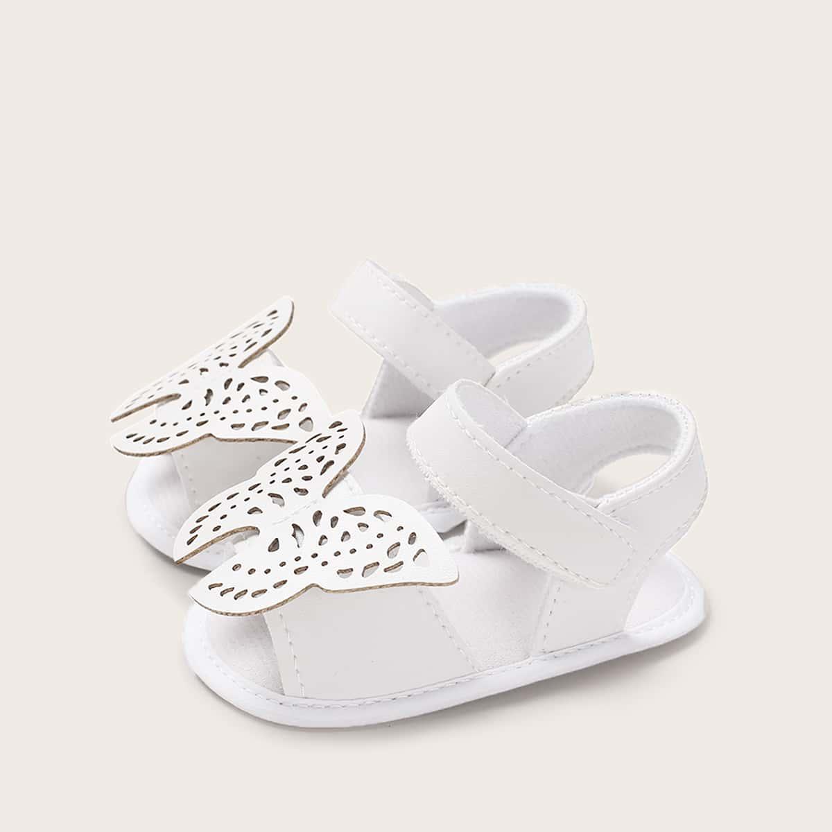 Comfortabel Vlak Baby sandaaltjes