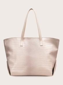 Croc | Wing | Tote | Bag