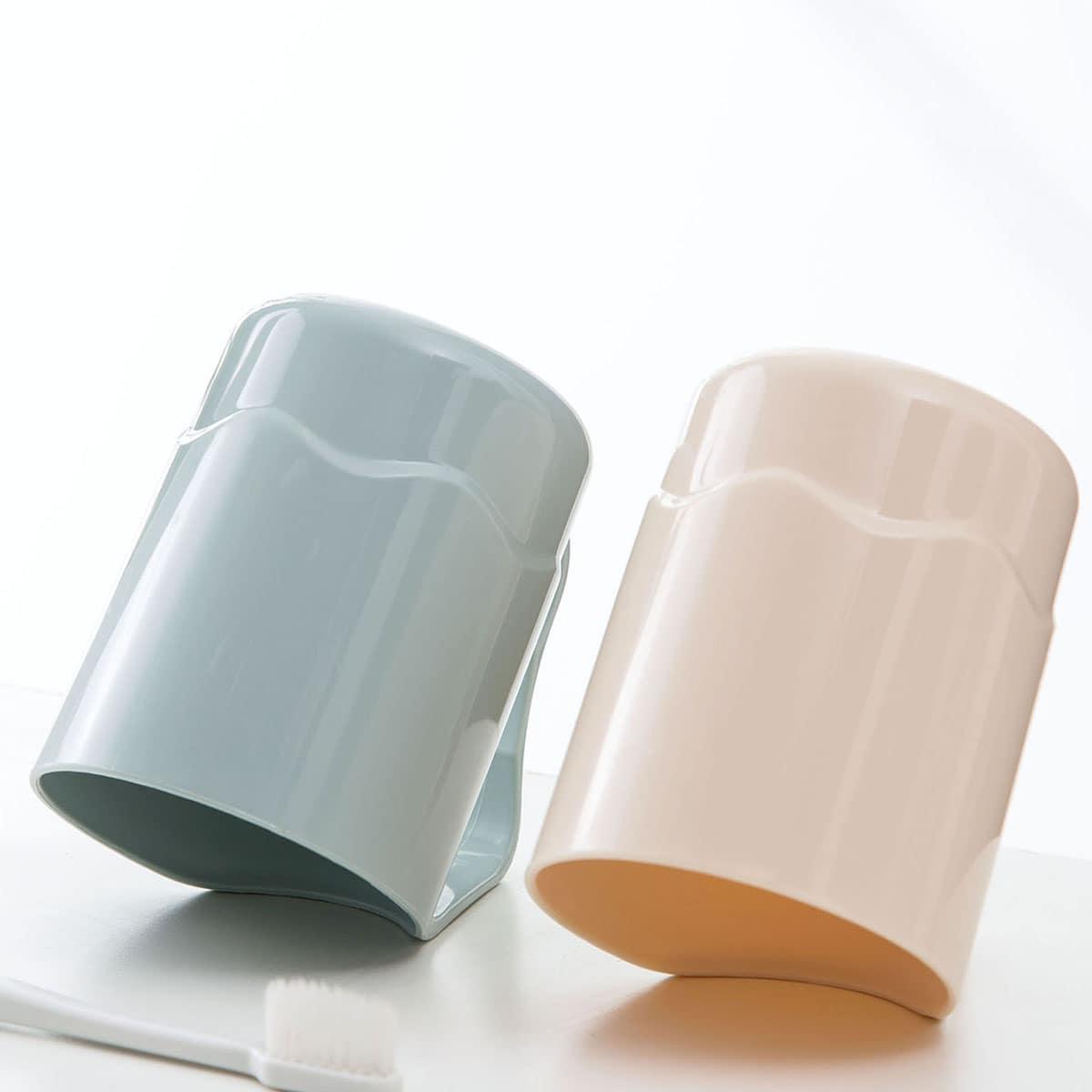 Однотонная чашка полоскания 1шт фото