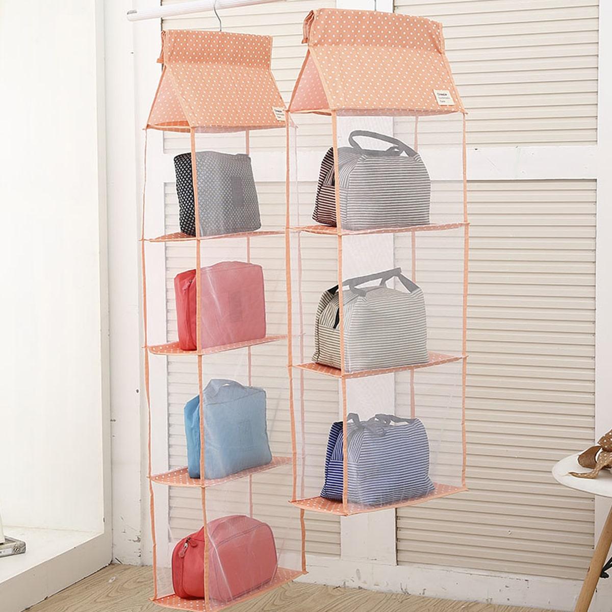 1-delige opbergtas met meerdere lagen
