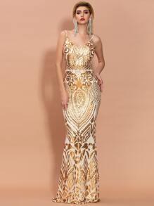 Sequin | Dress | Prom