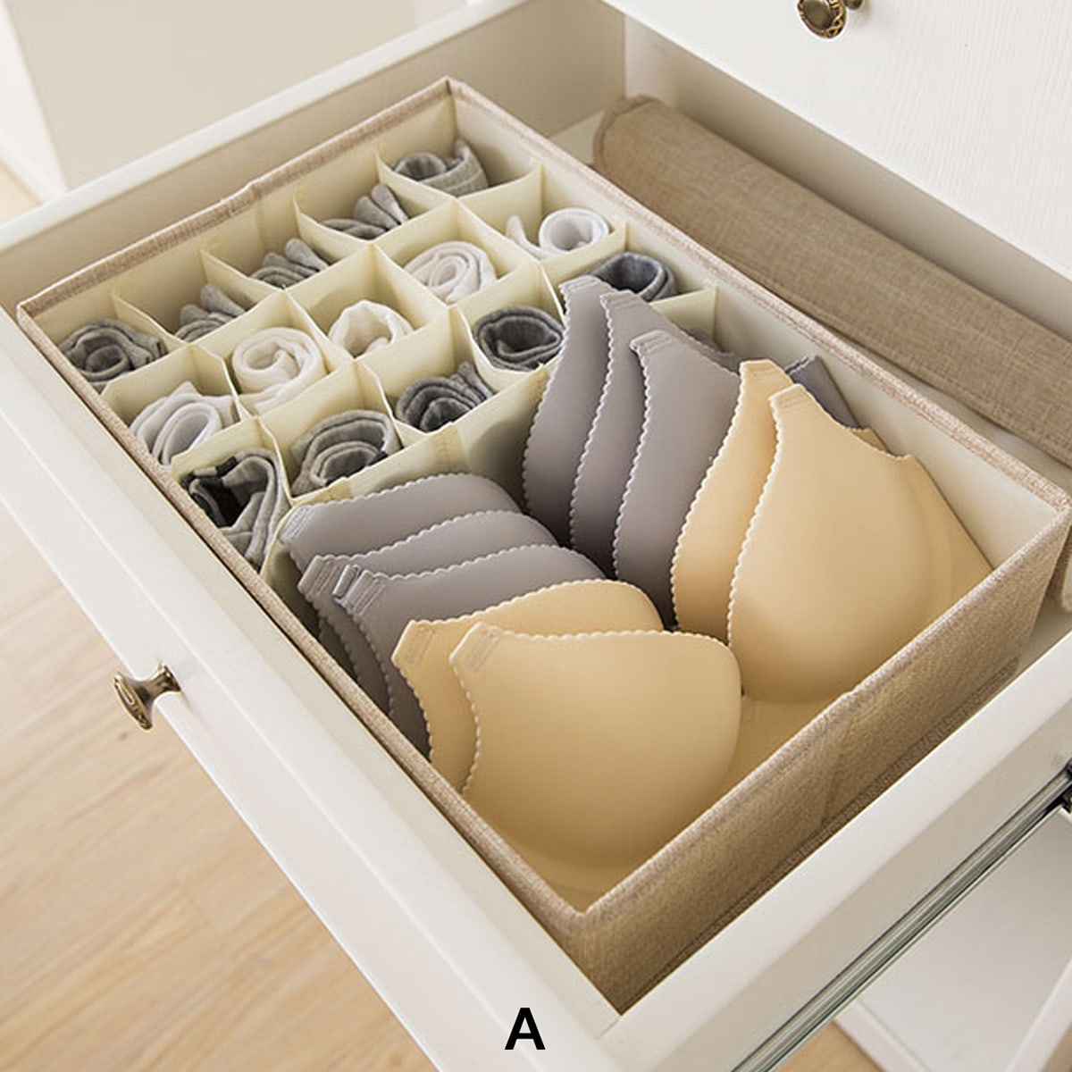 1pc multifunctionele opbergdoos voor ondergoed
