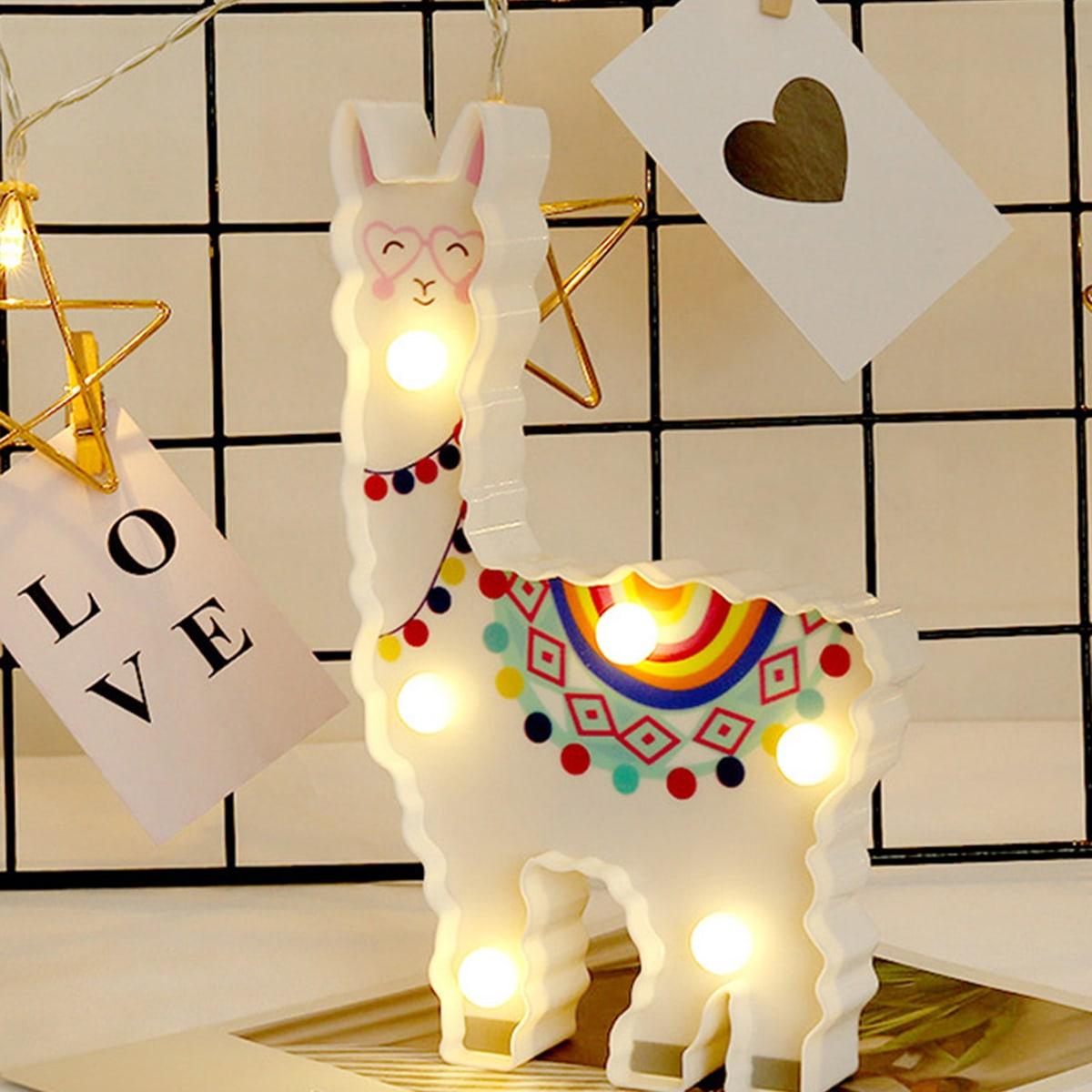 Alpaca Design Nachtlampje