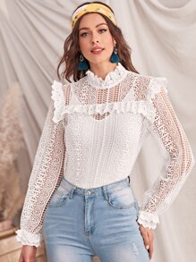 Camisole | Ruffle | Lace | Top