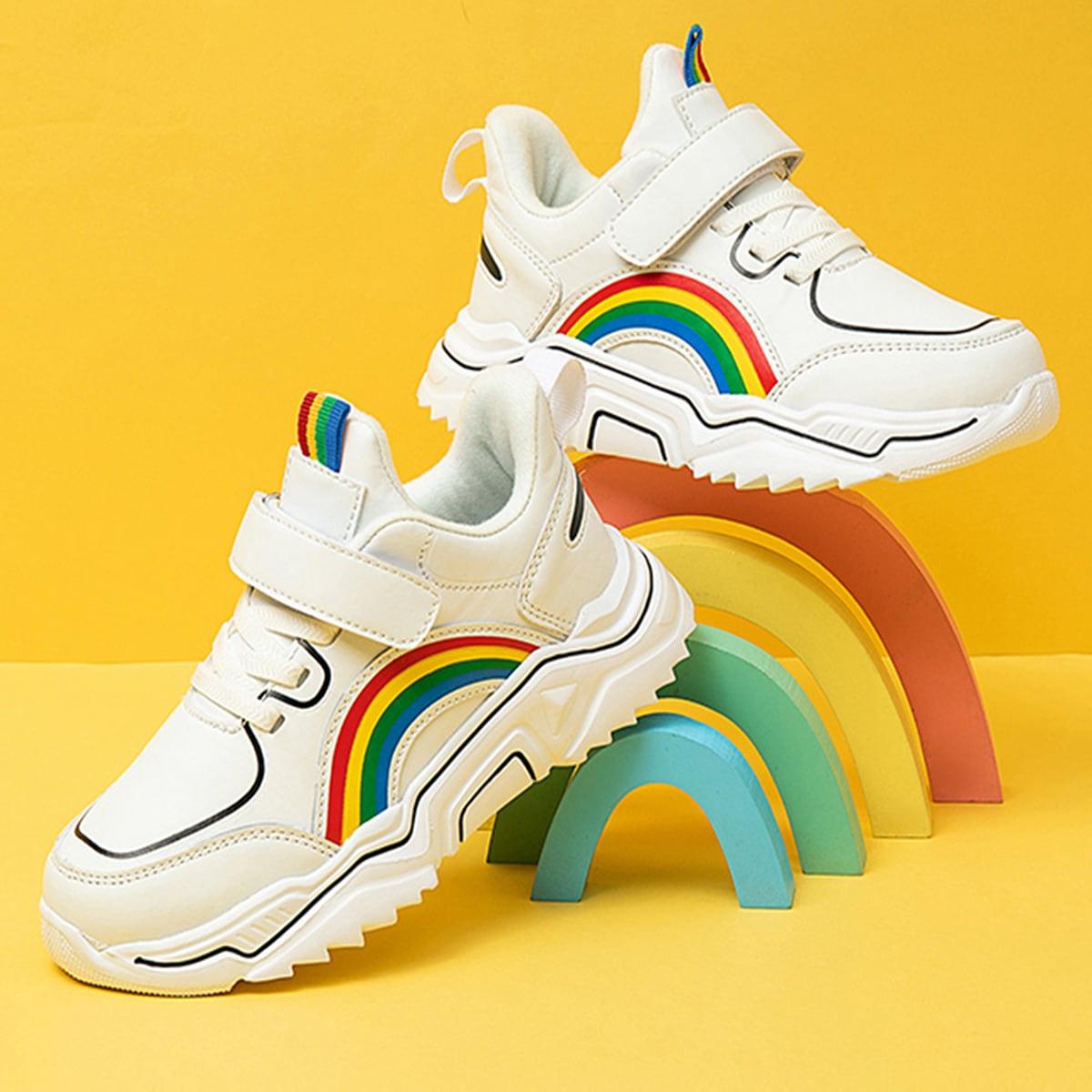 Veel kleurig Comfortabel Kinder sneaker