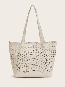 Hollow | Tote | Out | Bag