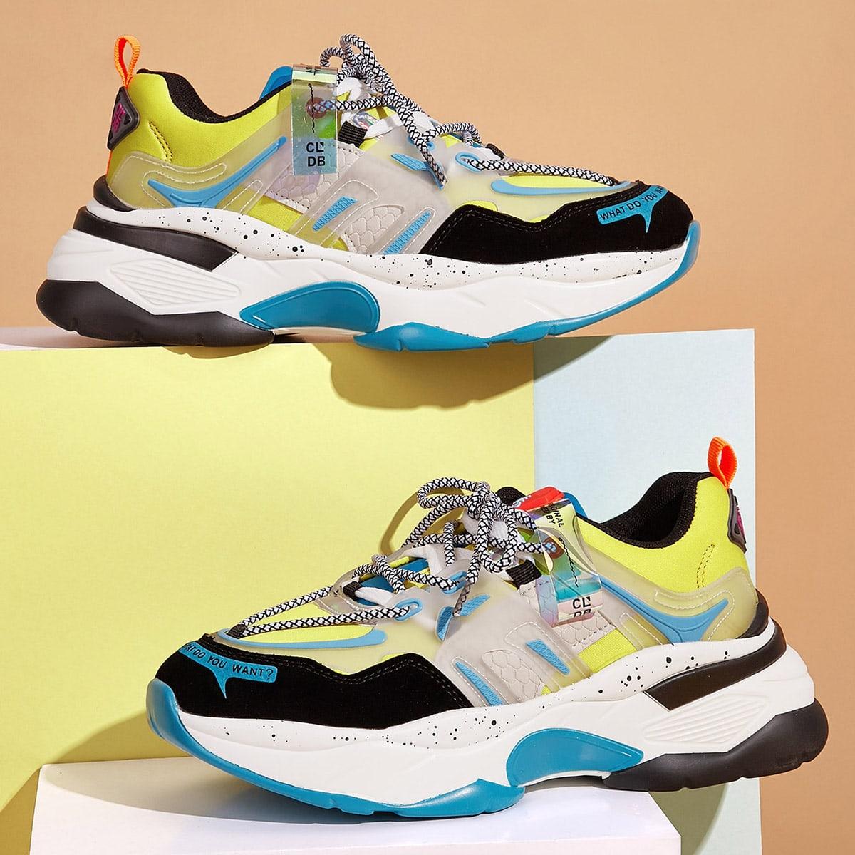 Veel kleurig Comfortabel Heren sneakers
