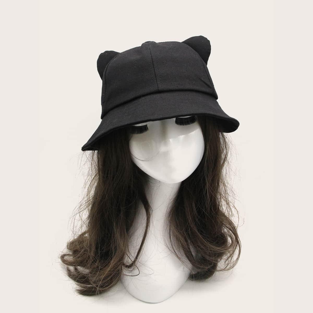 Твердый Шлем Ведра Декорации Уха от SHEIN