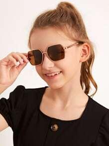 Sunglass   Metal   Frame   Kid