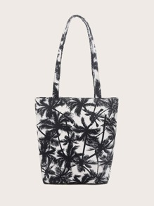Tropical | Plant | Tote | Bag