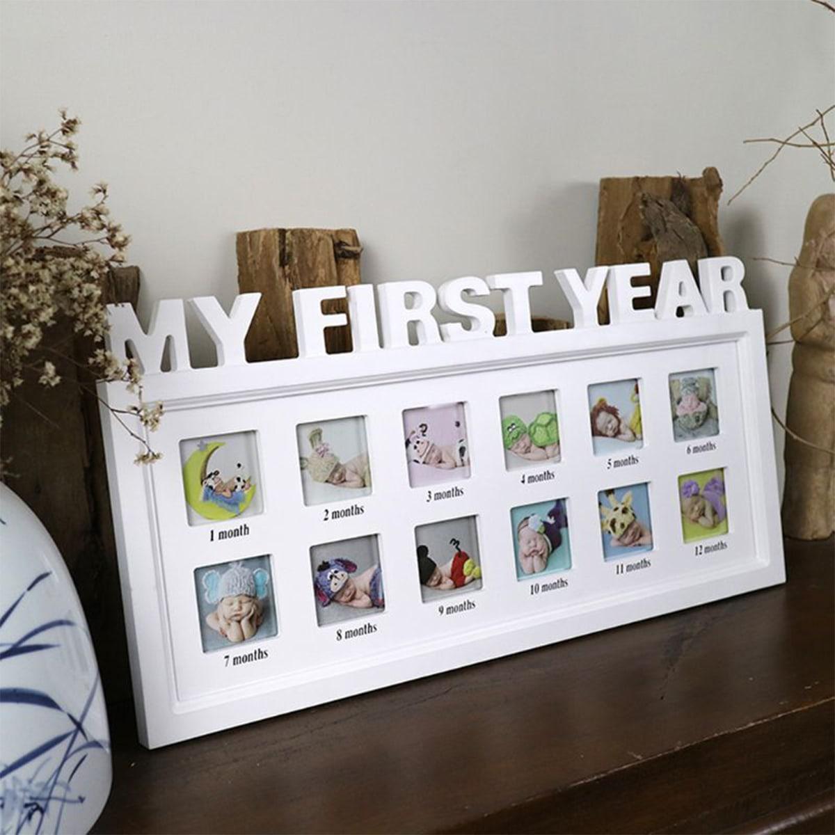 1 st baby groei Record foto houder