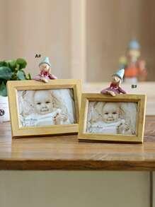 Puppet | Decor | Frame | Photo