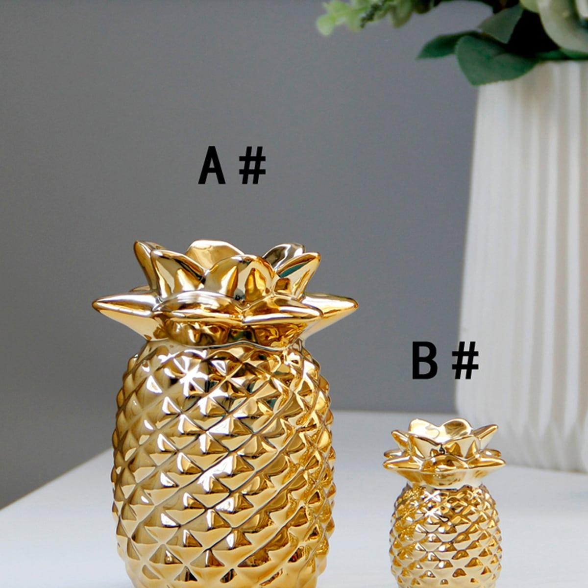 1pc ananasvormige keramische display