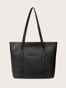 Croc | Tote | Bag