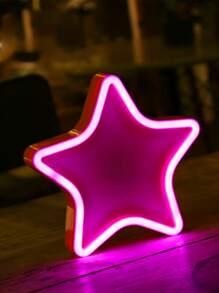 Light   Neon   Star