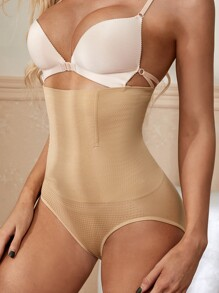 Body Slimming Shapewear Solid Shapewear Panty