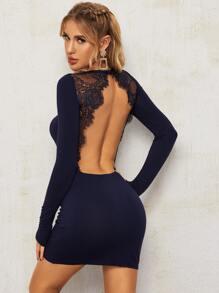 Eyelash | Dress | Lace