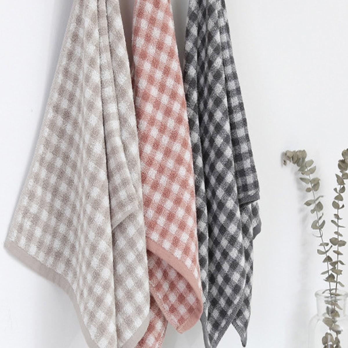 1pc pastel handdoek
