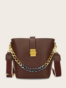 Chain | Decor | Tote | Bag