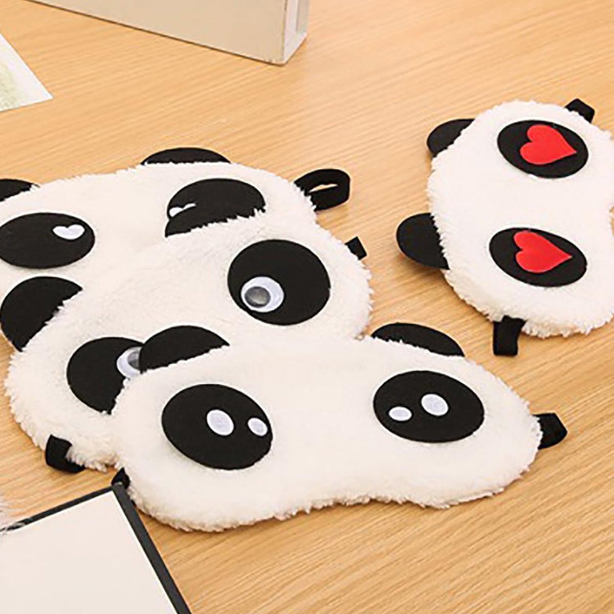 1 st Panda Design oogmasker