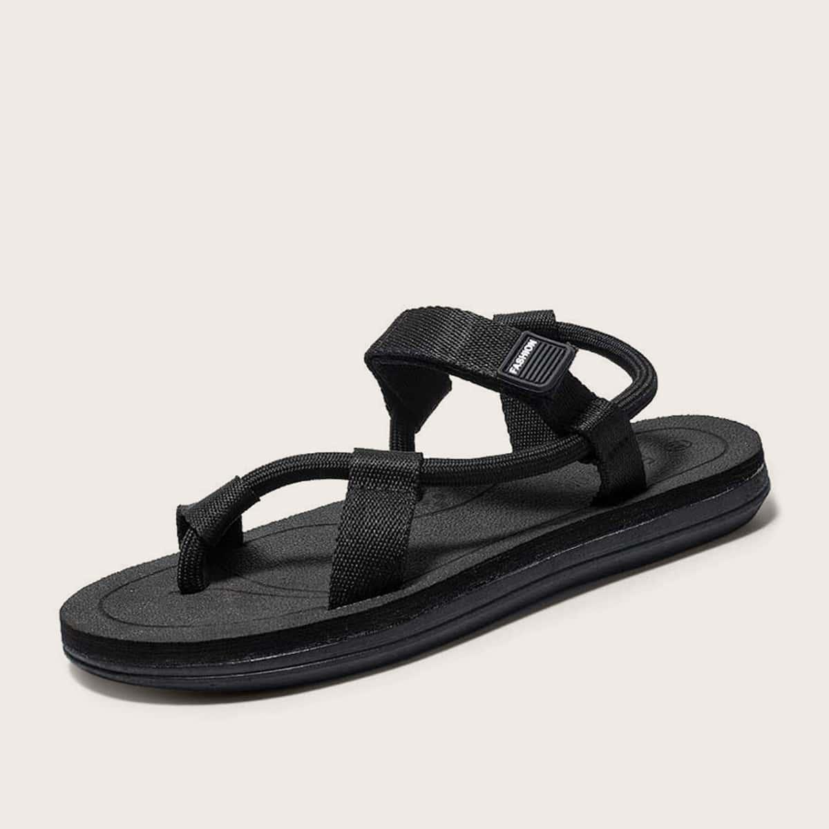 Sandalen met klittenbandsluiting voor heren