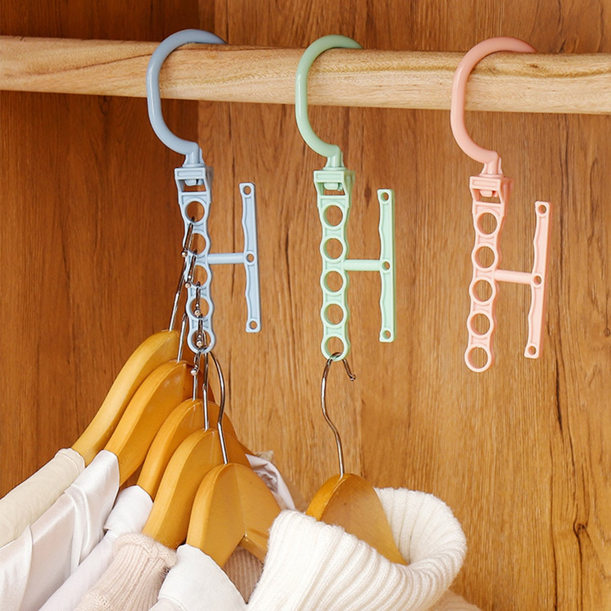 1pc 5 gaten hanger haak
