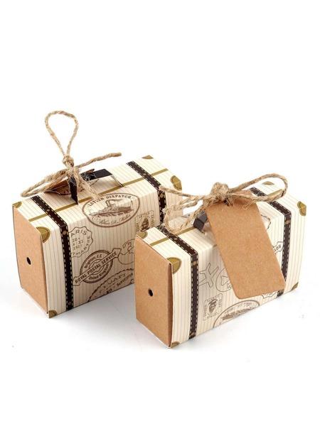 5pcs Baking Package Box