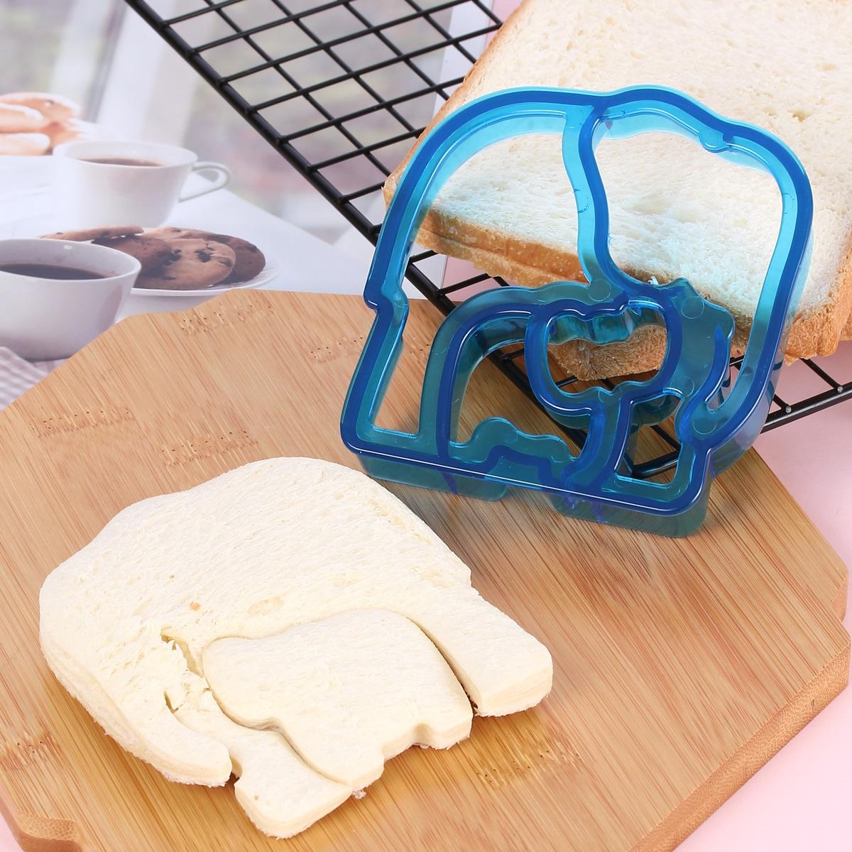 1 st DIY Sandwiches Cutter Mold