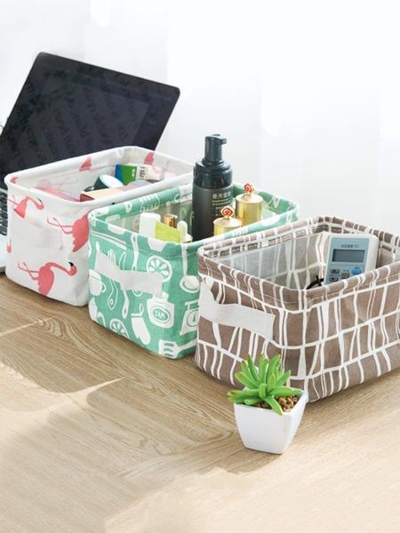 1pc Desktop Storage Basket