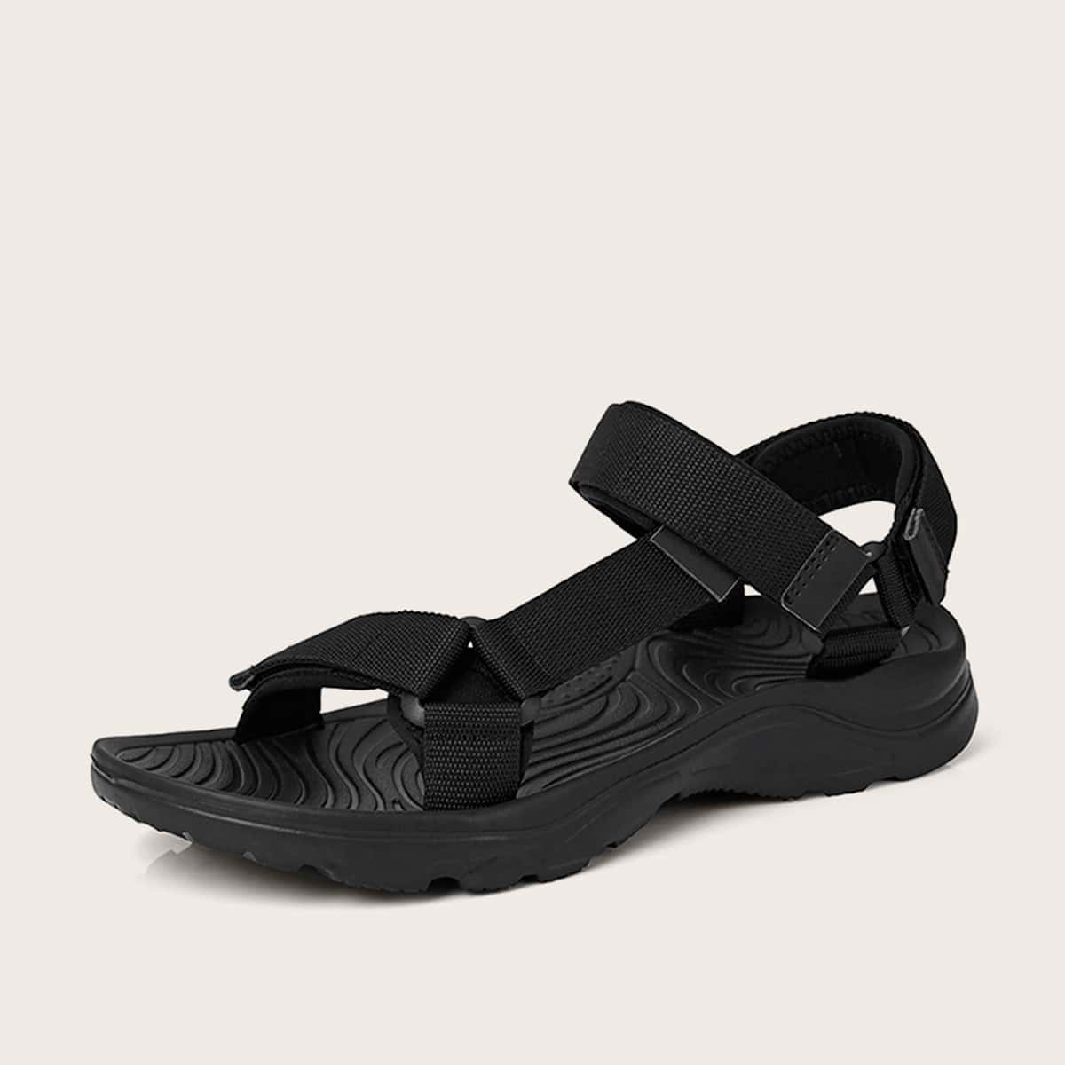 Heren Open teen antislip sandalen