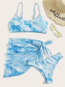 Cheeky | Bottom | Bikini | Skirt | Dye | Tie | Ty