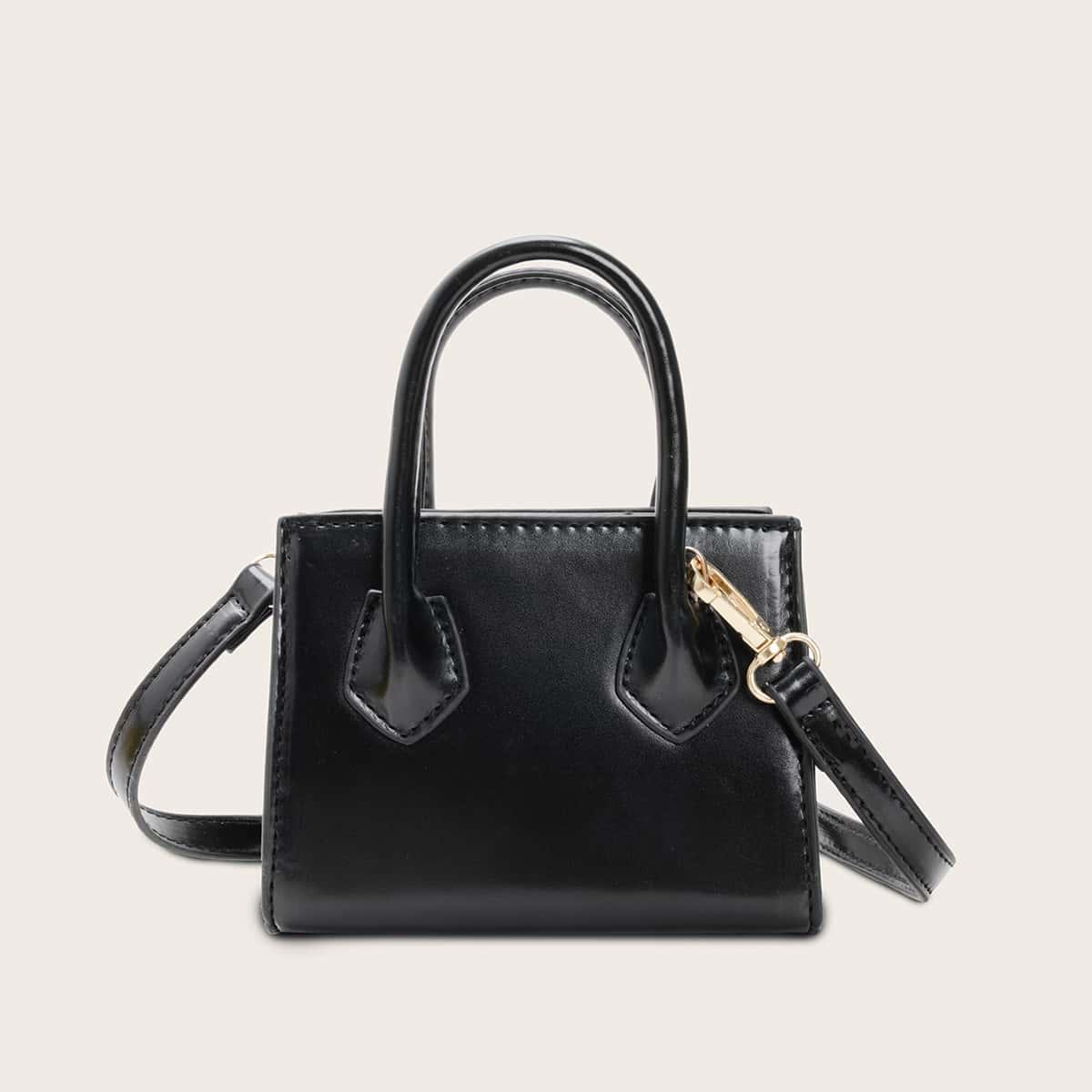 Solide tas voor mini-meisjes