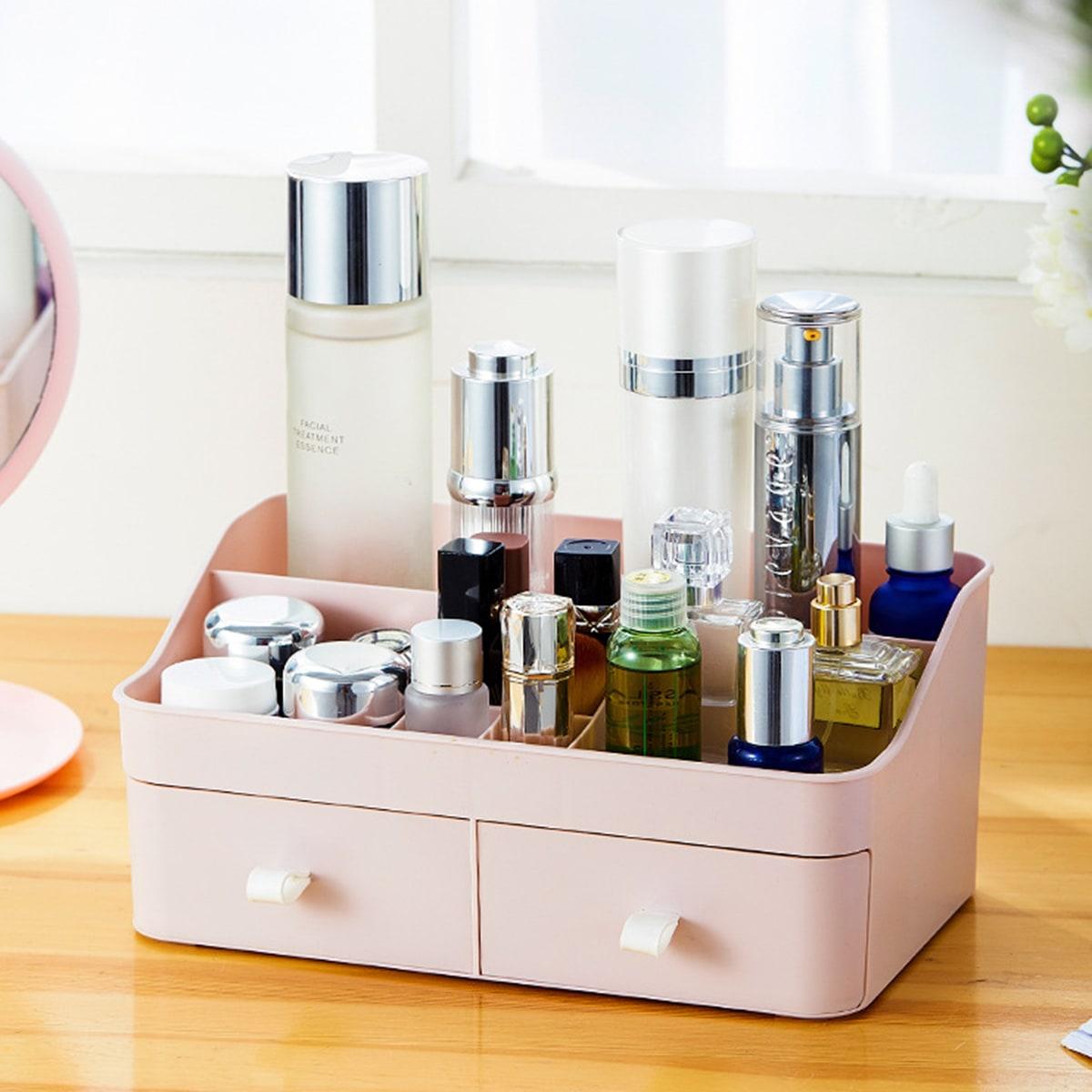 1pc multifunctionele cosmetische opbergdoos