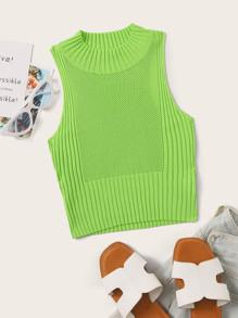 Green | Neon | Tank | Top